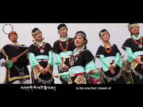 "new tibetan song ""lhasa"" 8yangdolma"