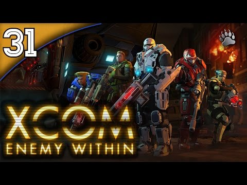 """XCOM EW #31 """"Emboscada Alien no UFO"""" - Gameplay Português Vamos Jogar PT-BR 1080p"""
