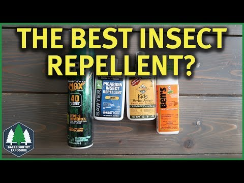 What Insect Repellent Is Best?! | Sawyer Picaridin Lotion Review