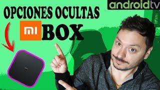 Cómo Activar OPCIONES OCULTAS y Aumentar RAPIDEZ en Xiaomi Mi Box o Cualquier TV BOX.