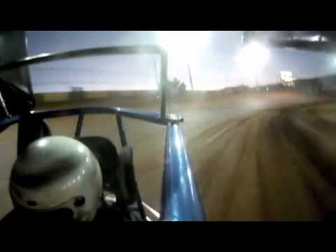 GMSA Shane Nelson mini sprint Main Green Valley Speedway