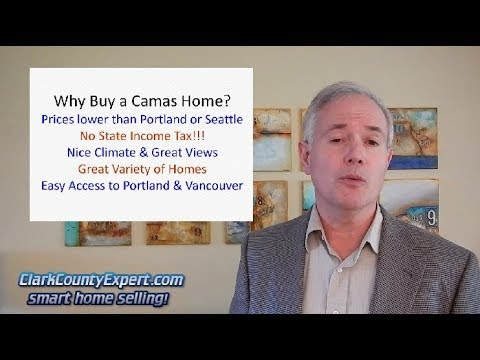 Camas WA Homes For Sale and Real Estate - 2017 Summary