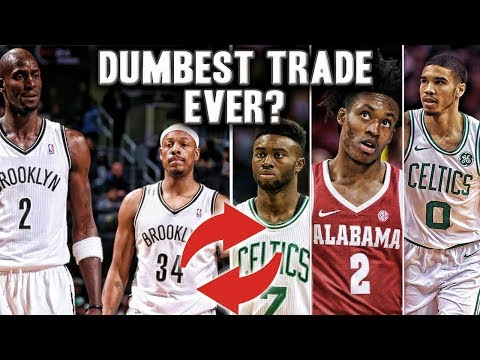 The Dumbest Trade In NBA History? | The Nets Could Have Had Markelle Fultz And Jaylen Brown?