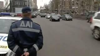 видео В Киеве автомобилистам разрешили ездить со скоростью 80 км/ч: полный список улиц