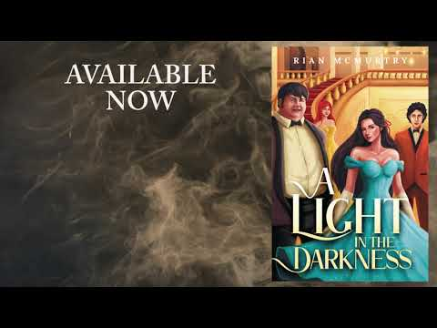 A Light in the Darkness by Rian McMurtry Book Trailer