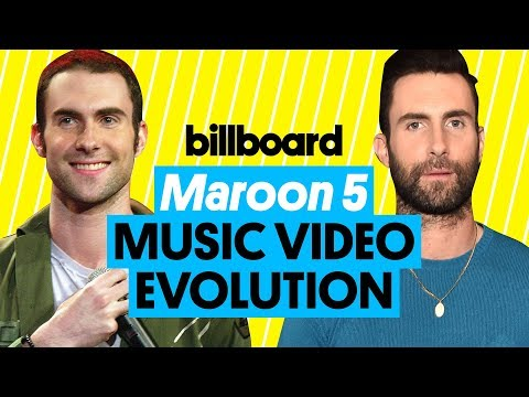 Maroon 5 Music Video Evolution: 'Soap Disco' to 'Girls Like You' | Billboard