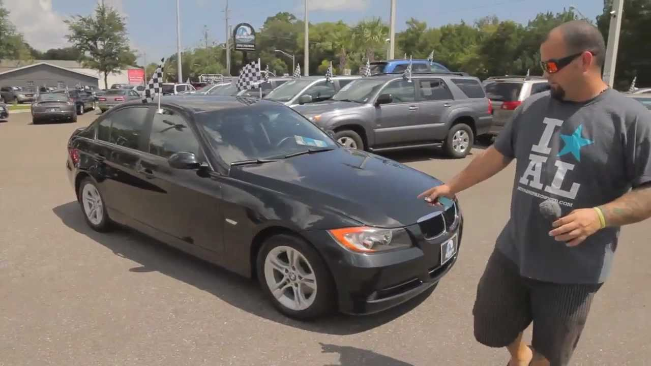 medium resolution of autoline s 2008 bmw 3 series 328i walk around review test drive youtube