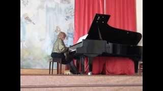 I.Stepanova-Borovskaya plaуs Waltz Wonderful May - I.Stepanova-Borovskaya