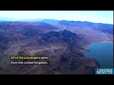 3 killed in Grand Canyon helicopter crash