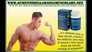 Aumentare Massa Muscolare Velocemente con Probolan 50(Probolan 50 è l'anabolizzante migliore per aumentare massa muscolare velocemente, grazie alla sua formula 100% naturale stimola la produzione del ..., 2016-10-12T09:49:37.000Z)