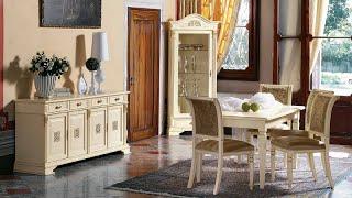 Итальянская гостиная Puccini Bianco фабрики CLAUDIO SAONCELLA (белый лак)(, 2015-07-28T21:25:35.000Z)
