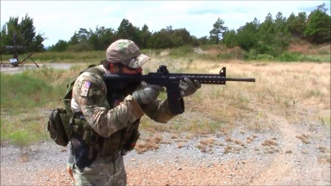 Shooting And Training In Full Gear Part I 22lr Ar 15 Youtube