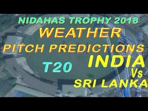 India vs Srilanka T20 Colombo weather and R  Premadasa ground pitch predictions