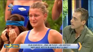 FanArena (18.09.2018) - Contre intre gimnaste: Monica Rosu a pus-o la colt pe Simi? Partea 3