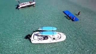 beautiful beaches sandbars in key west florida ibis bay paddle tours