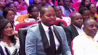 Alph Lukau first born son Prince Lukau gives Amazing speech about his Father