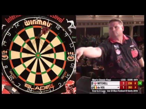 Scott Mitchell - 138 Deller Checkout - Isle of Man Open