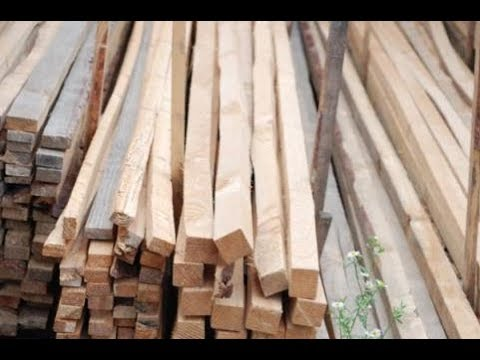 Чем заменить деревянный брус? Не боится влаги / не ведет / не гниет / тест ПВХ бруса от Фолие ПВХ