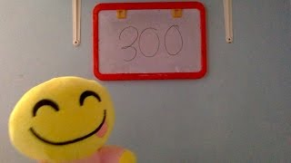 300 SUBSCRIBERS w/ smiley