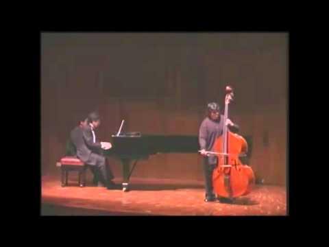 Vaslav Pichl Doublebass Concerto Mov 2.flv