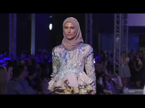 Minaz- Arab Fashion Week- Ready Couture SS18