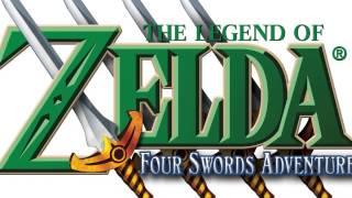 COMPLETE zelda four swords adventures soundtrack