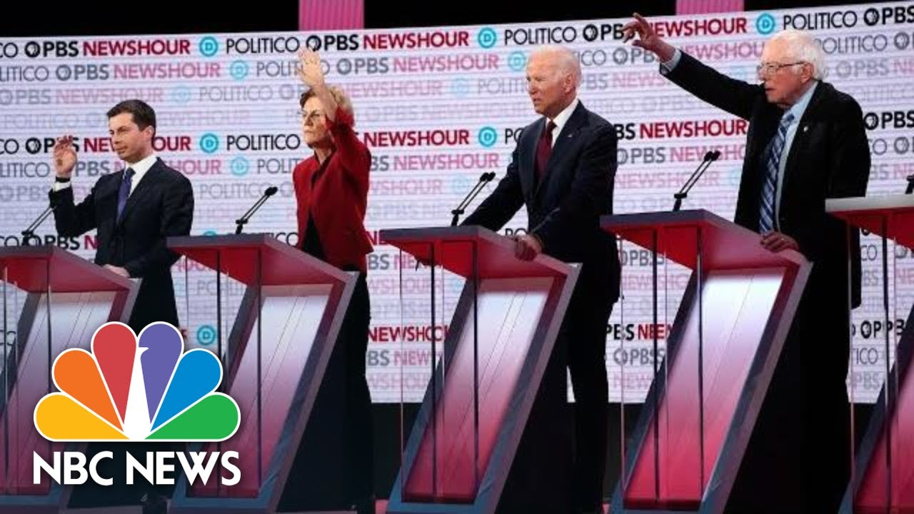 5 Takeaways From The Last Democratic Debate Before The New ...