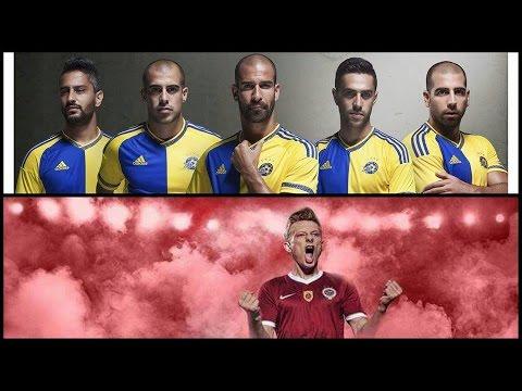 ליגה אירופית-all stars: מכבי תל אביב vs ספארטה