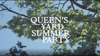 Queen's Yard Summer Party . 07/08/21 . Hackney Wick