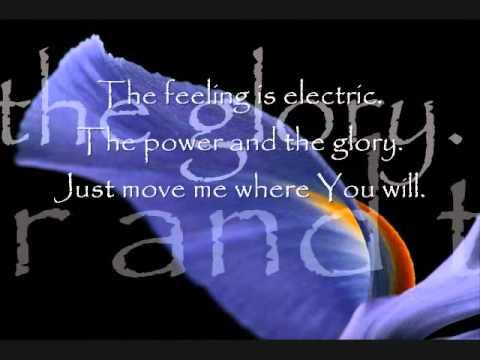 MercyMe - I Worship You with Lyrics.wmv