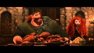 "Brave | Clip ""Koning Fergus vertelt een legende"" | Disney HD 1080p Nederlands gesproken | Dutch"