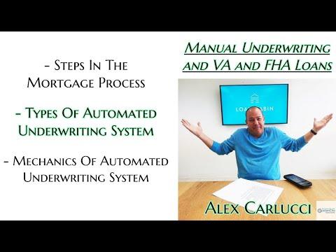 manual-underwriting-and-va-and-fha-loans