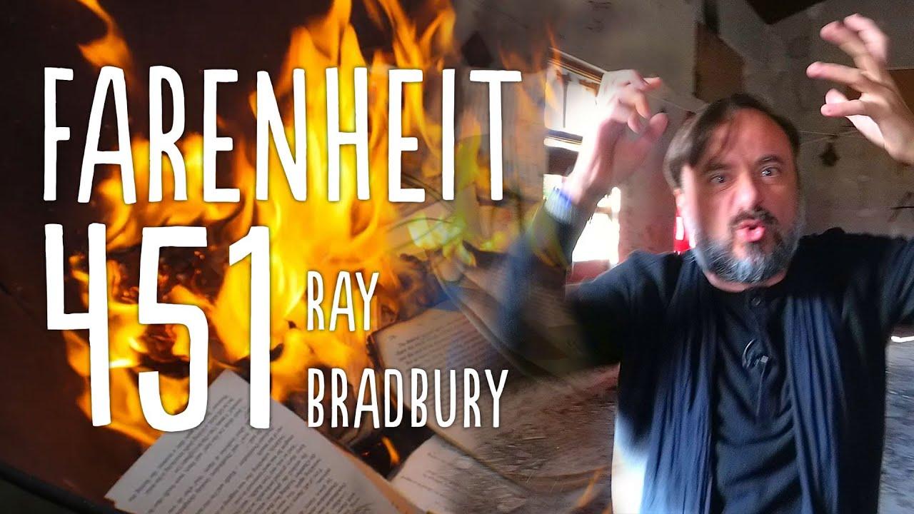 Farenheit 451, de Ray Bradbury - Análisis - Club de los lectores muermos