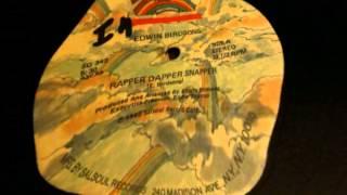Edwin Birdsong - Rapper Dapper Snapper ( Inst.)