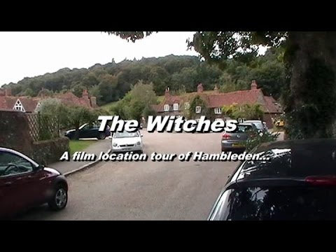 The Witches 1966 Film Location Tour Of Hambleden