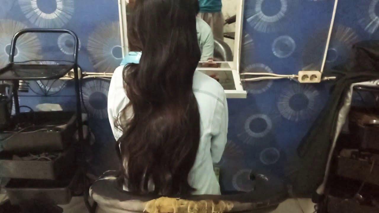 Memotong rambut pendek dengan hasil yang menajubkan||haircut school||