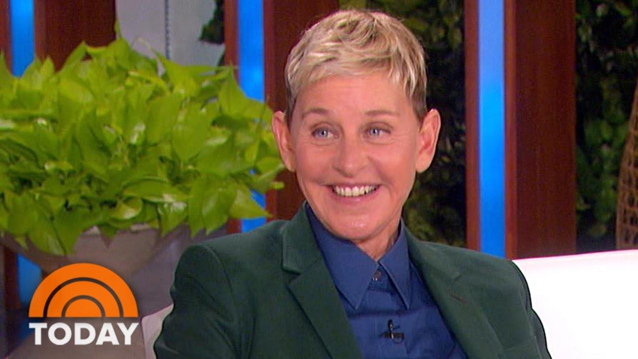 Download Ellen Degeneres Explains Why She's Ending Her Show
