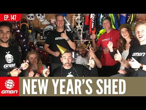 New Year's Eve Shed Party | Dirt Shed Show Ep. 147
