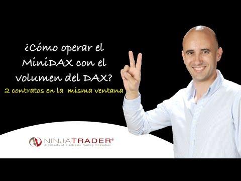 Operar con bitcoin en ninja trader