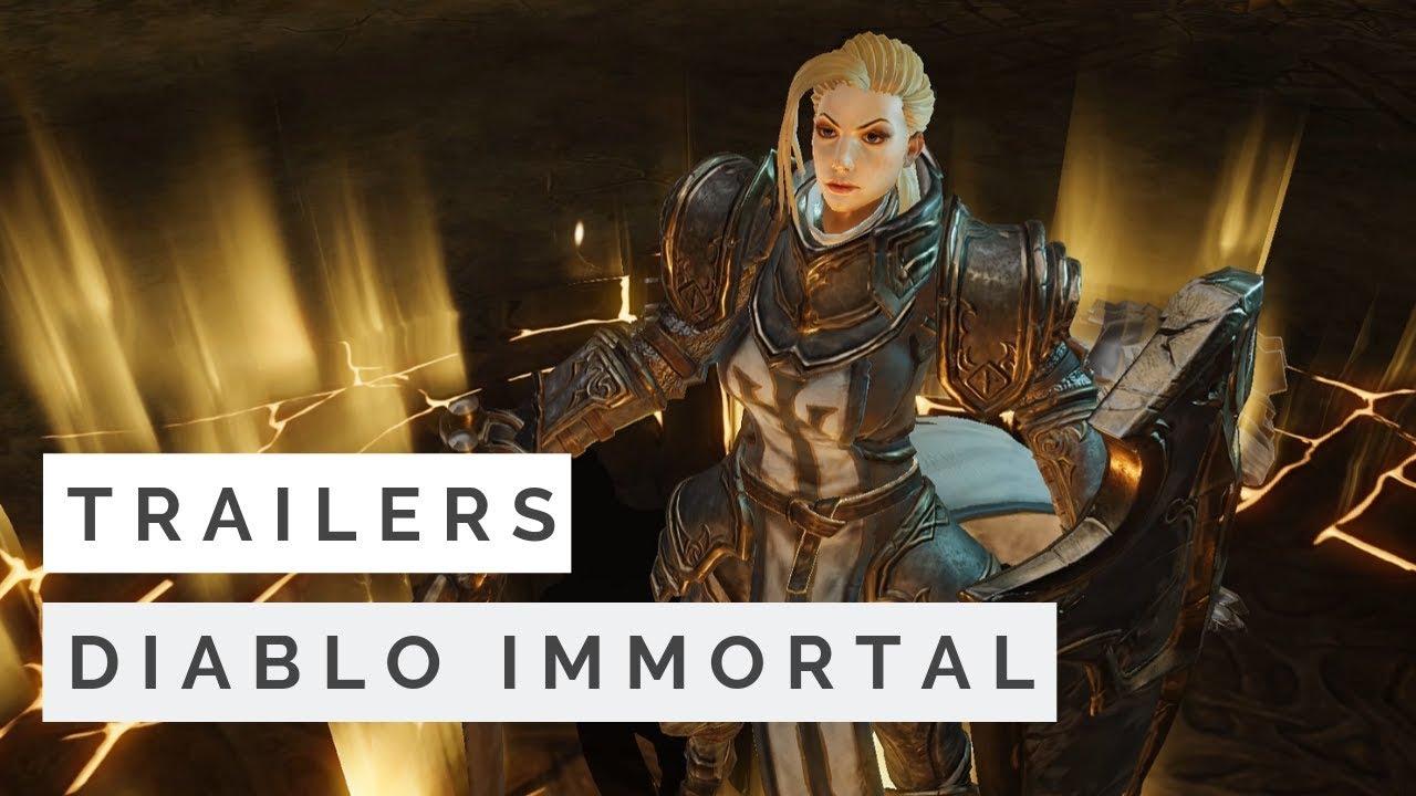 diablo immortal date