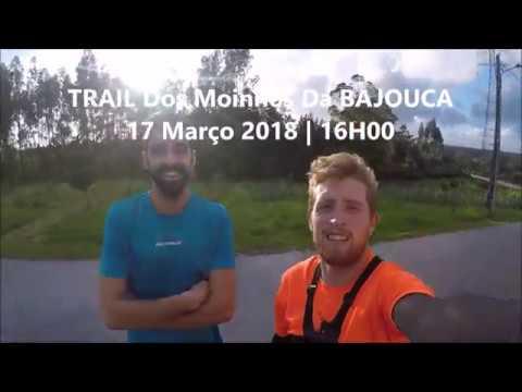 Trail Dos Moinhos da Bajouca 2018