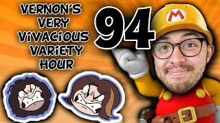 Super Mario Maker: A Neverending Adventure - PART 94 - Game Grumps