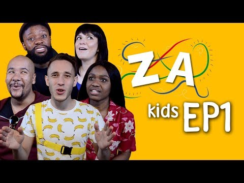 What do you Love about South Africa? | ZA Kids EP 1 S1