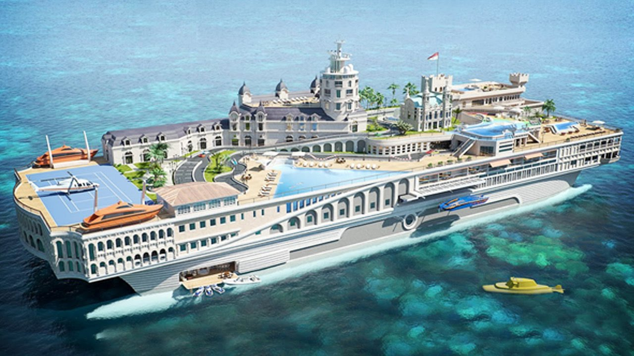 25 Most Expensive Yachts Ever Built