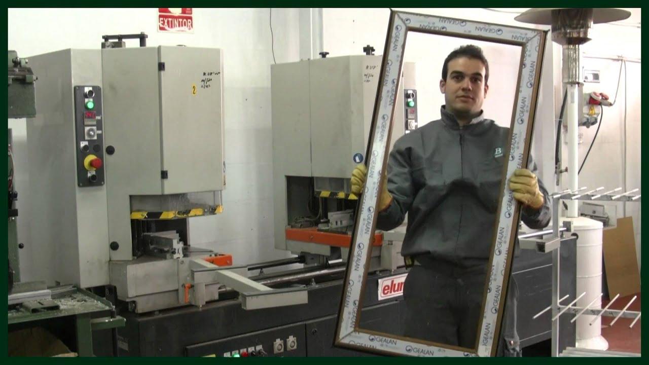 As se hace fabricaci n ventanas pvc bersa youtube for Fabrica de aberturas de pvc en rosario