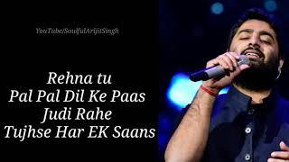 Pal Pal Dil Ke Paas Title Track | Arijit Singh | Parampara Thakur