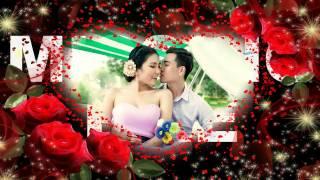 share style project proshow wedding đám cưới