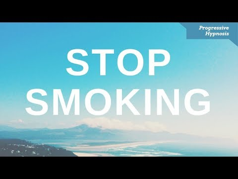 Stop Smoking Hypnosis - Quit Smoking With Ease