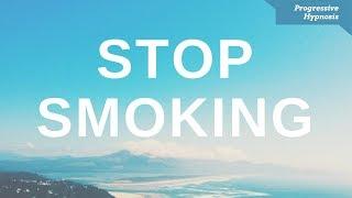 Stop Smoking - Session 1, Quit Now! | Progressive Hypnosis