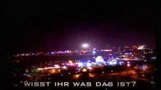 UFO in Jerusalem - 3 verschiedene Kameras!